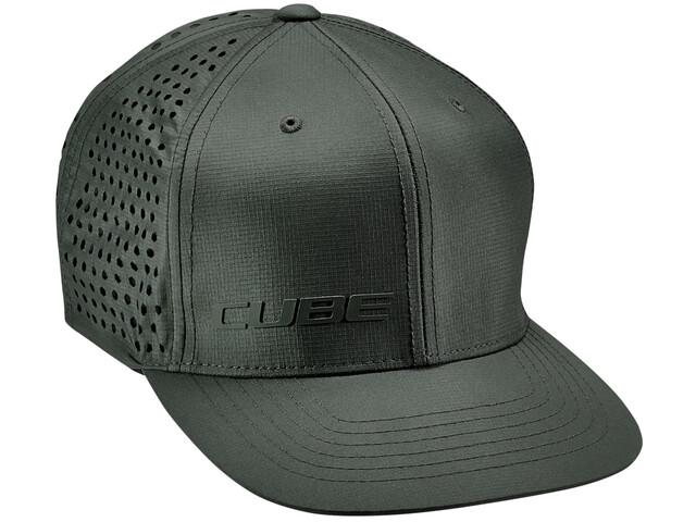 Cube Freeride Cap Tropical, olive